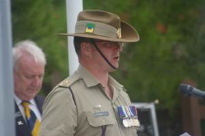 Major Stu Pemberton